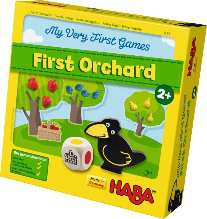My Very First Games - First Orchard - Travel Game | HABA USA