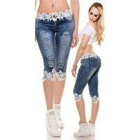 Wish | 100% New Brand Women Jeansian Cute Lace Holes Jeans Pants