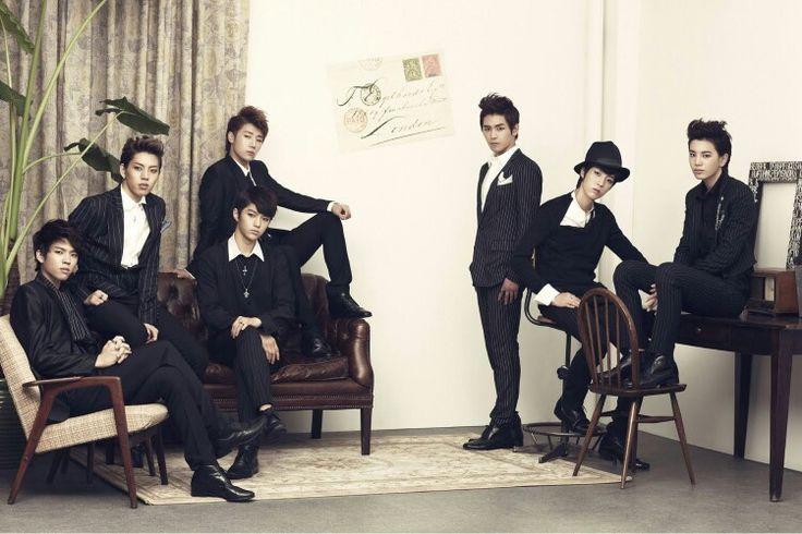Hoya, SungJong, WooHyun, DongWoo, SungGyu, SungYol, L