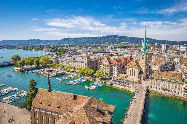 Zürich - Zurique, Suíça