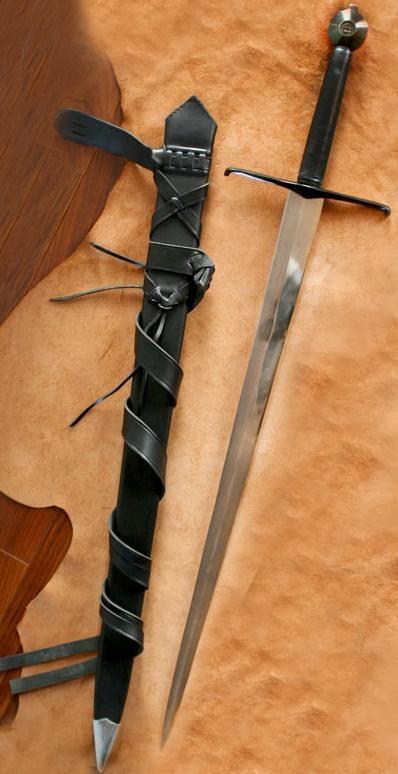 Q? 's sword