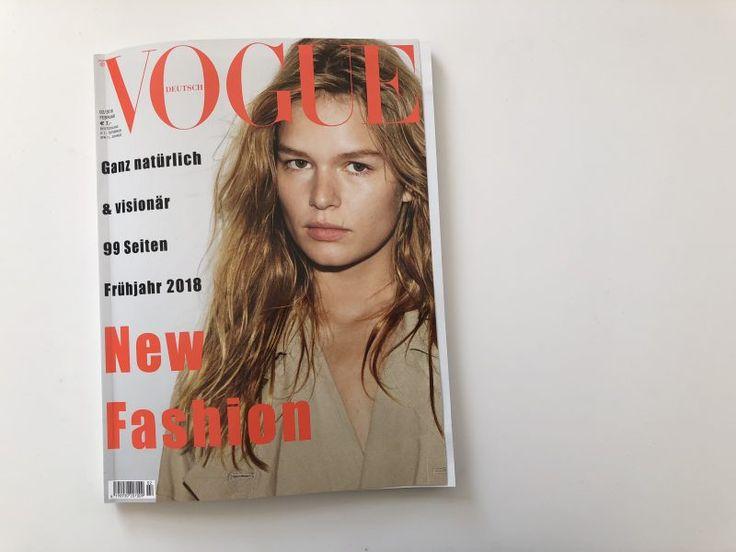 Editorial: Raquel Zimmermann, Anna Ewers, Grace Elizabeth & Faretta for Vogue Germany