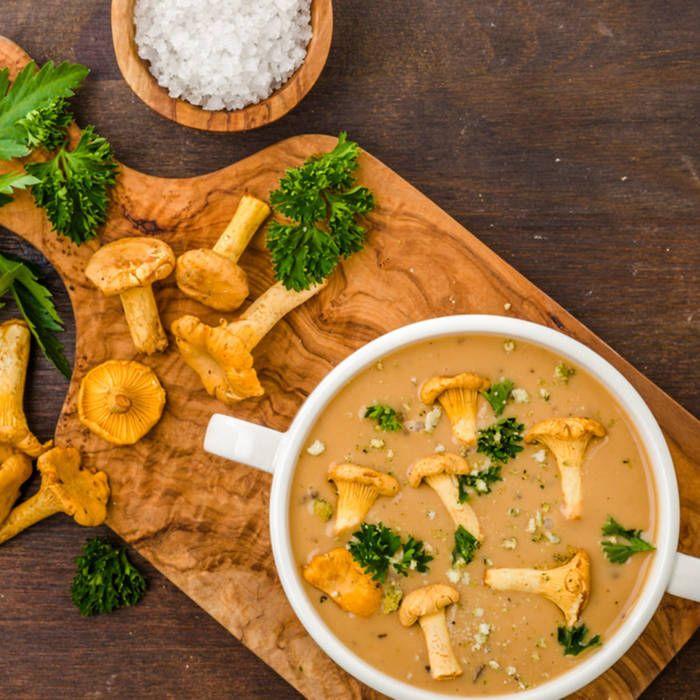 Kantarellsås – enkelt recept