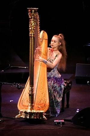 Joanna Newsom at the Sydney Opera House