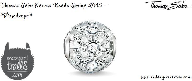 Thomas Sabo Karma Beads Dewdrops