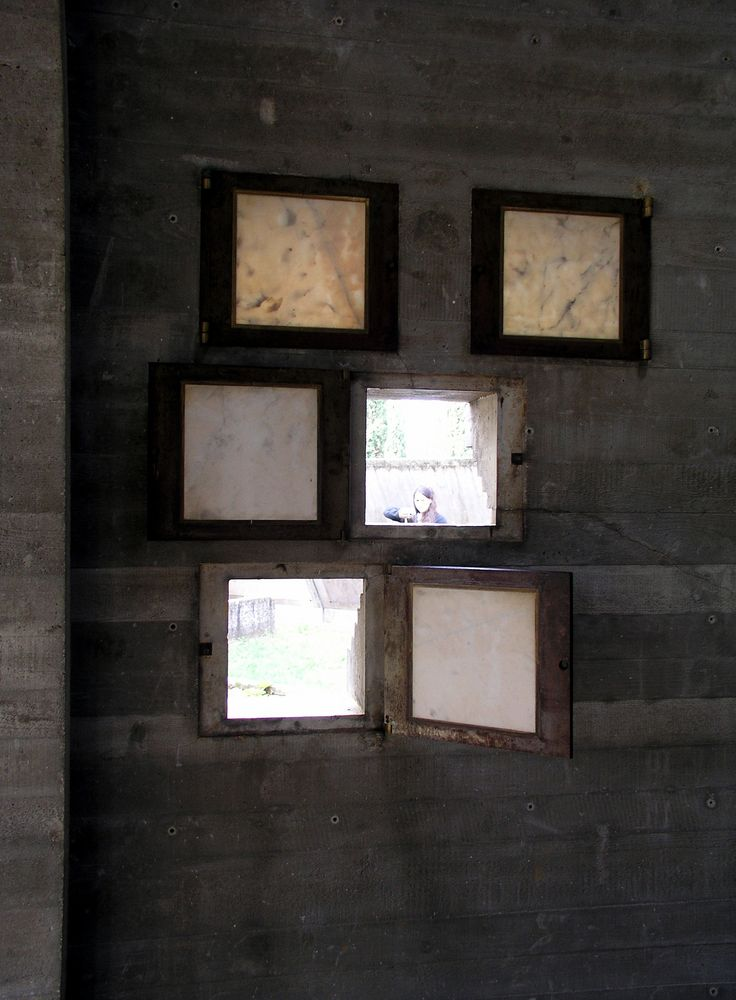 Brion Cemetery by Carlo Scarpa