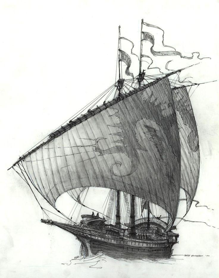 captain sinbad concept art | Sinbad: Legend of the Seven Seas (2003) - Production Design: Props