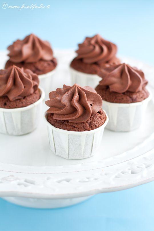 Cupcakes al caffé e cioccolato     #recipe #juliesoissons