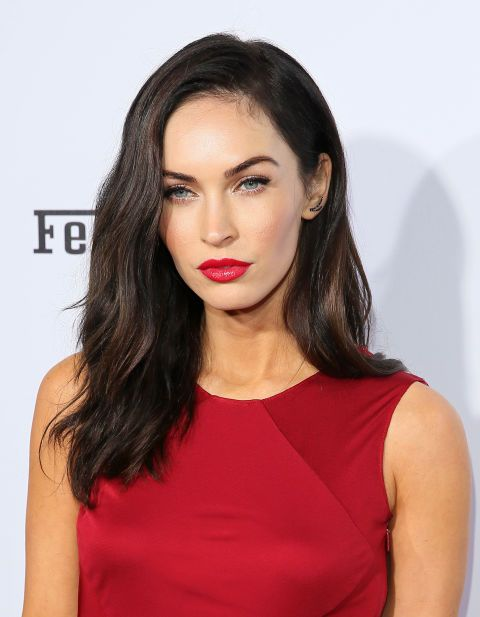 How to get Megan Fox's dark neutral brown.