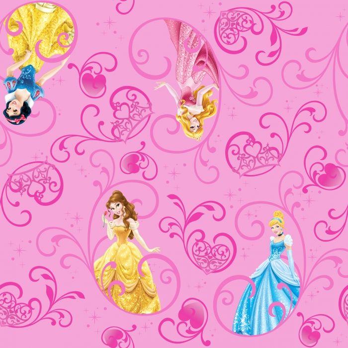 Παιδικές μοκέτες Disney Πριγκίπισσες.- Vasilas Home