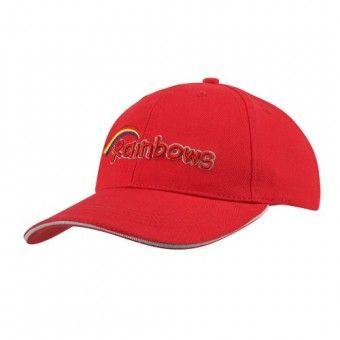 Rainbows Baseball Cap (One size fits all)