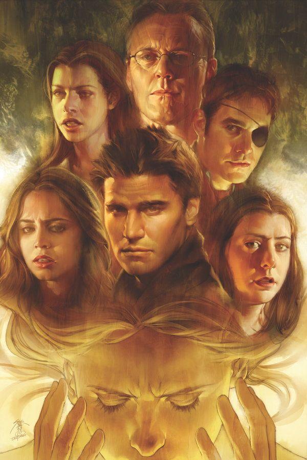 Buffy the Vampire Slayer..............................