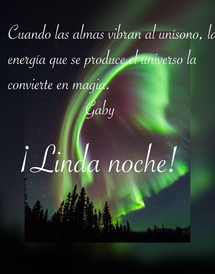 Linda noche Frases