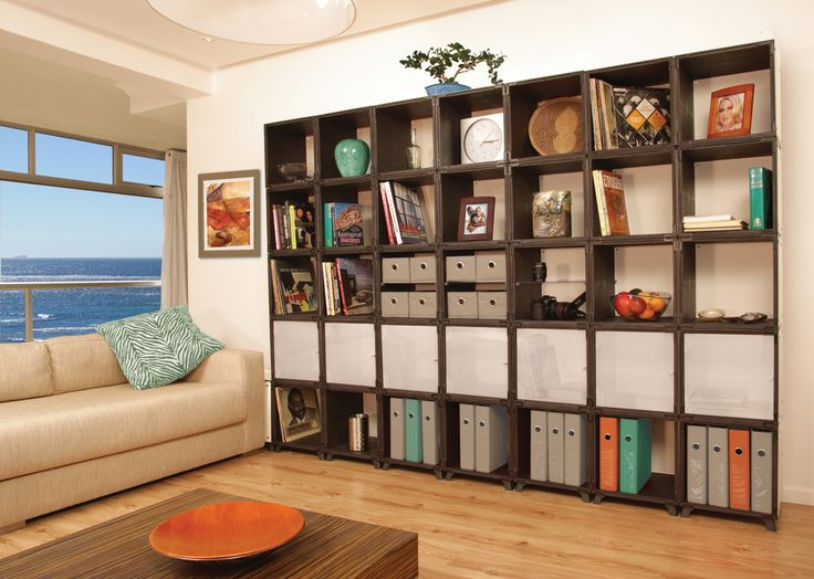 recycled materials wall storage living room cubes storage wall shelves