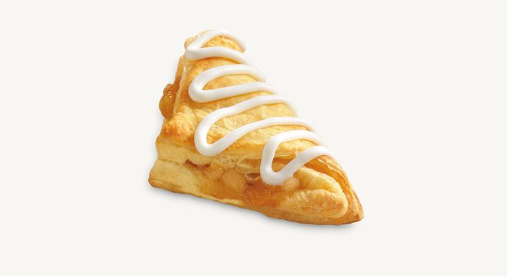 Arby's   Apple Turnover.