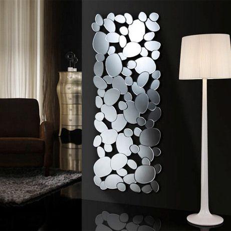 Декоративное зеркало PETRA выполнено в виде композиции из нескольких маленьких зеркал неправильной формы.…