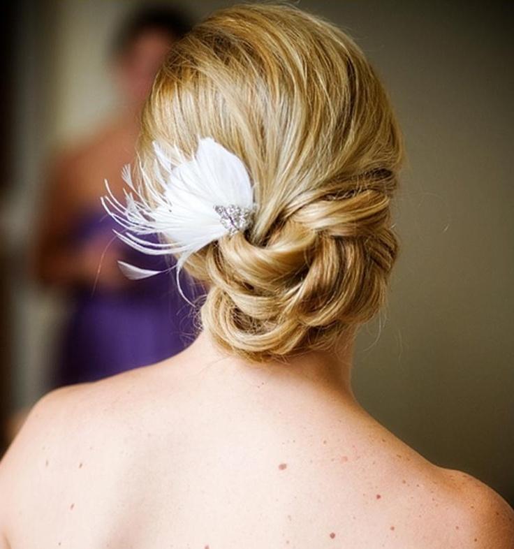Lindo penteado   Beautiful hairstyle