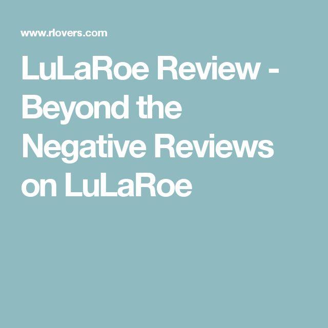 LuLaRoe Review - Beyond the Negative Reviews on LuLaRoe