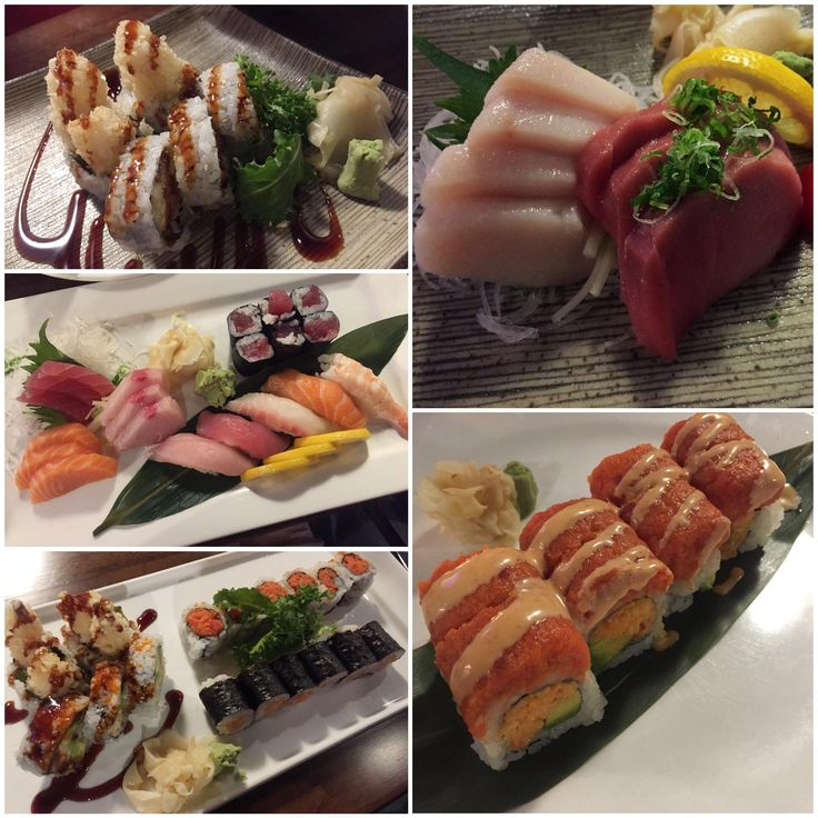 Me and my friends spoiled ourselves last night <3 Ichiban Sushi Restaurant: Ocean Twp NJ (Featuring white tuna and Toro sashimi) #sushi #food #foodporn #japanese #Japan #dinner #sashimi #yummy #foodie #lunch #yum