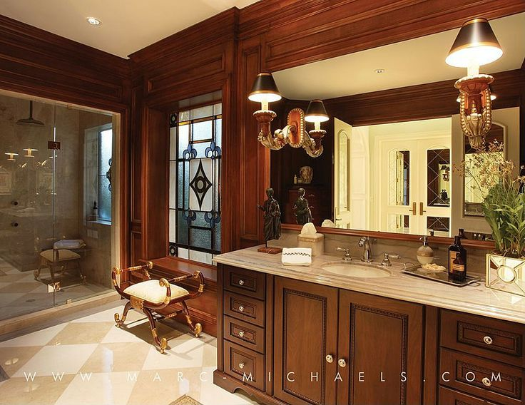 88 best bathroom ideas images on pinterest bathroom for Traditional master bathroom ideas