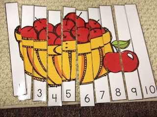 Mrs. Hodge and Her Kindergarten Kids: Apples, Apples, Apples, everywhere!!!