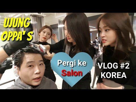 Menyambut Natal di Korea Live - YouTube