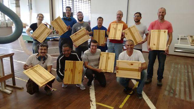 Técnicas de marcenaria: Projeto de Móveis:  Tábua de churrasco em Madeira