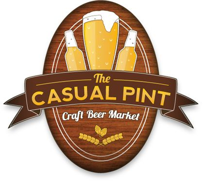 The Casual Pint Craft Beer Market in Knoxville, TN.  A great place to try some delicious craft beers.