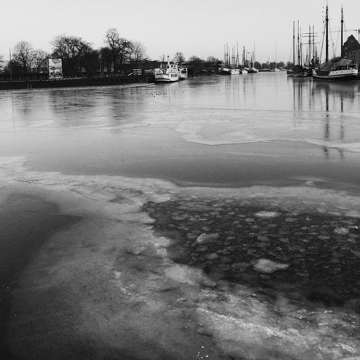 Marvelous  latergram Greifswald mecklenburgvorpommern meindeutschland ig deutschland vorpommern frozen