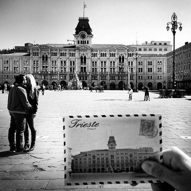 Postcard from #Trieste (Friuli Venezia Giulia/ Italy)