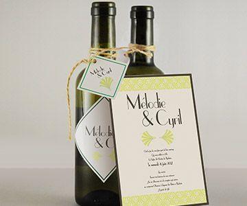 etiquettes de vin personnalises aux couleurs de votre mariage mariage fairepart savethedate - Etiquette Mariage Personnalise
