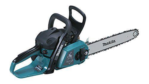 "Makita EA3201S35A - petrol chainsaws (76.2 / 8 mm (3 / 8""), Black, Blue)"