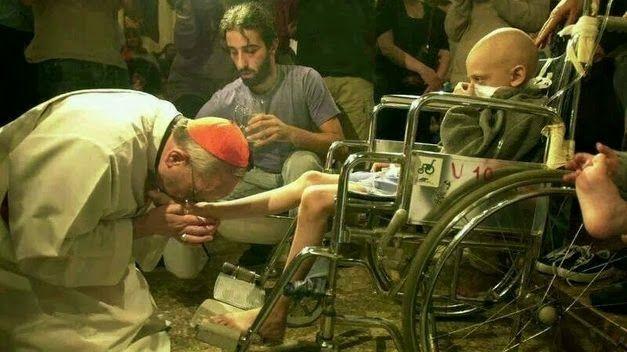 La misericordia produce vértigo. José Luis Restán   Ecclesia