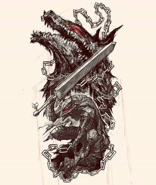 Berserk | shit I also like | Berserk, Anime art, Slayer anime