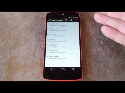 Ovládněte výchozí aplikace na Androidu s nástrojem Better Open With - http://www.svetandroida.cz/better-open-with-201504?utm_source=PN&utm_medium=Svet+Androida&utm_campaign=SNAP%2Bfrom%2BSv%C4%9Bt+Androida