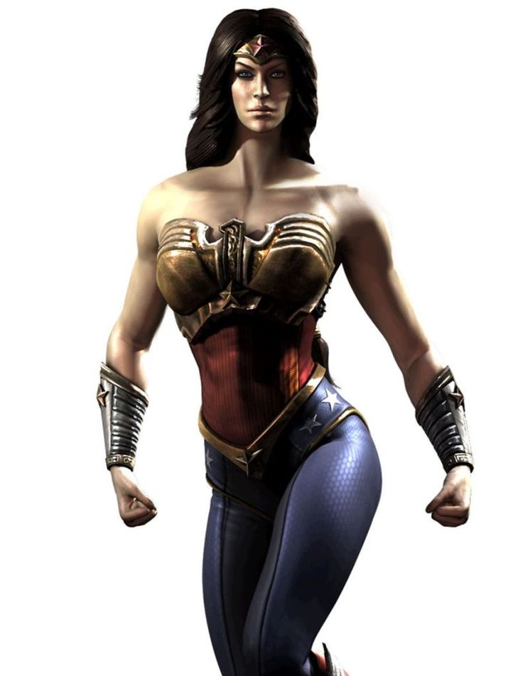 Injustice Gods Among Us Character Art and Concept Art