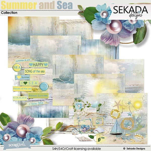 Summer And Sea Collection