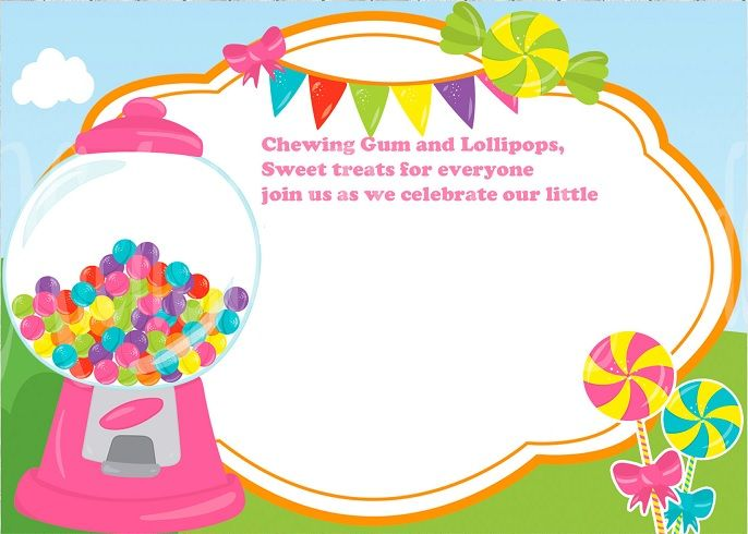"""61 best images about Tema """"Candy Land"""" on Pinterest 