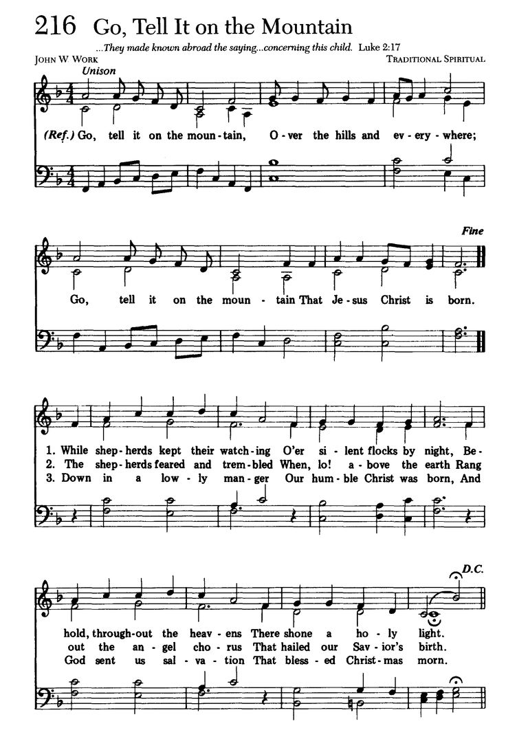 Catholic hymns lyrics and chords