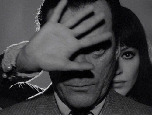 Alphaville | Jean-Luc Godard | 1965Eddie Constantine, Anna Karina