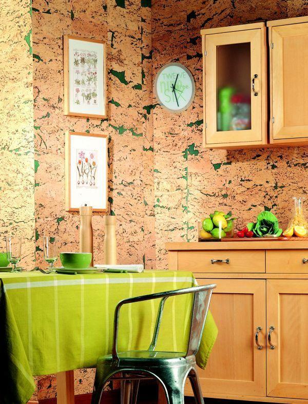 Modern Cork Interior Design