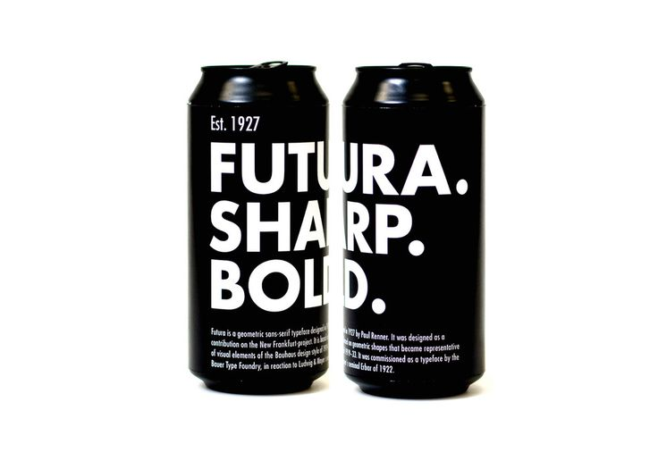 Se délecter d'une bière fraiche et réviser ses classiques de la typographie ne sont pas deux choses incompatibles. Avec My Type of Beer, le graphiste...
