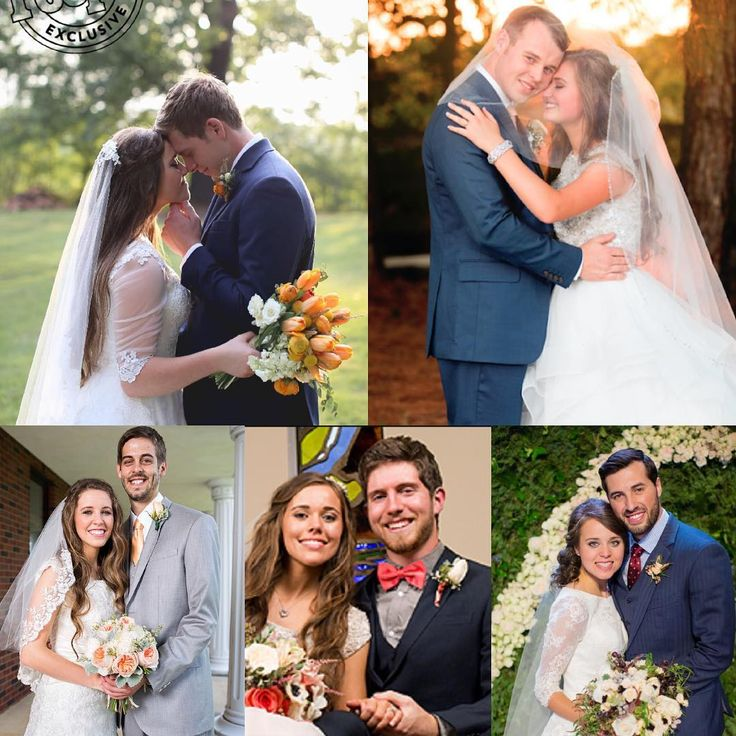 Which Duggar wedding is your favorite? Joy and Austin Joesph and Kendra Jill and Derick Jessa and Ben Jinger and Jeremy I have to say Joe and Kendra's and Jill and Derick