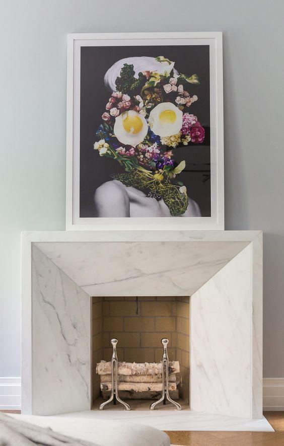 Best 25+ Fireplace surrounds ideas on Pinterest | Fireplace mantle ...