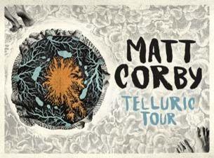Matt CorbyTickets