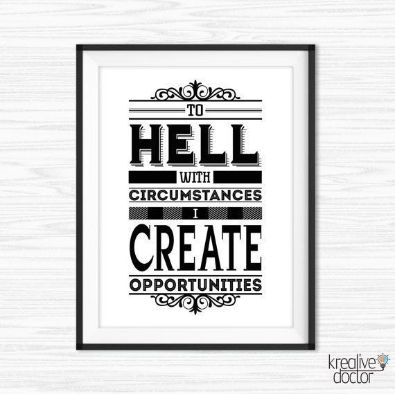Exceptional Printable Office Wall Art Success Quotes By KreativeDoctor On Etsy