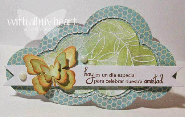 With all my heart - Con todo mi corazón: Summer Card Camp, Semana 2