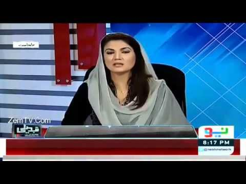 Tabdeeli reham khan kay saath 6 jan 2016 latest for Pakistani talk shows