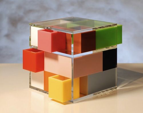 Acrylic Furniture by Emmanuelle Moureaux in home furnishings  Category