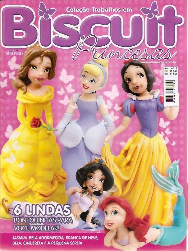 Como hacer princesas en porcelana fria